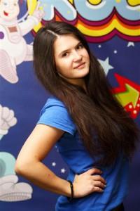 Кристина  Лукашевич Аниматор